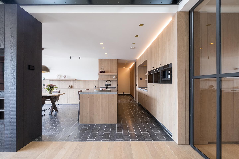 keuken in blauwe hardsteen (2)